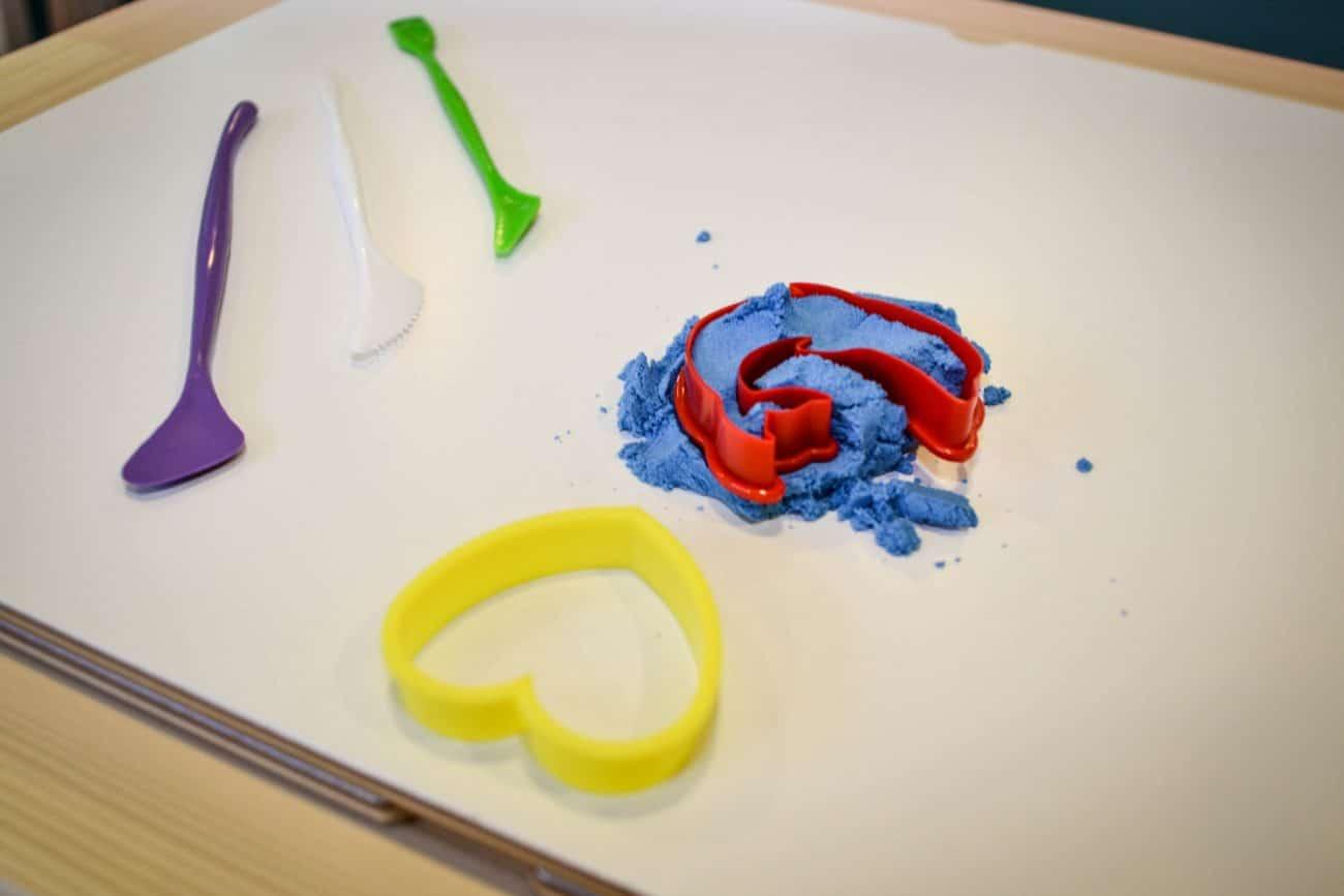 Modelage activité pour enfants micro crèche rouen granny