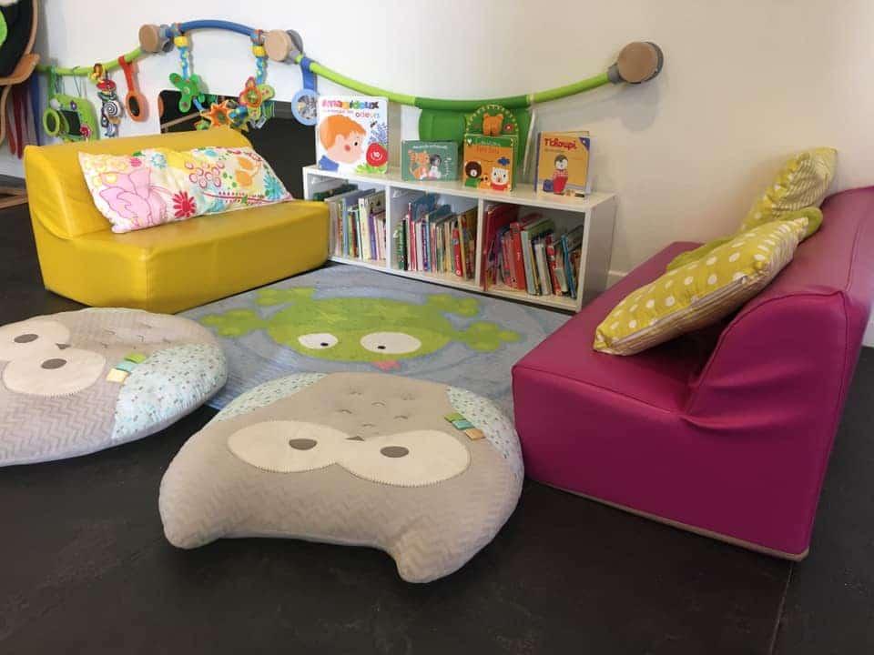 les fées lucioles, micro-crèche et garde d'enfant à domicile
